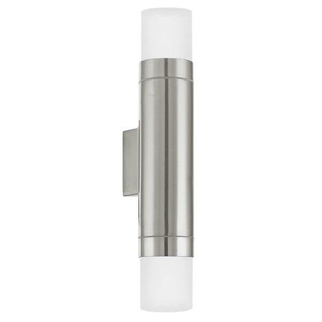 EGLO 90104 - vonkajšie nástenné svietidlo CADIZ 2xGU10/9W