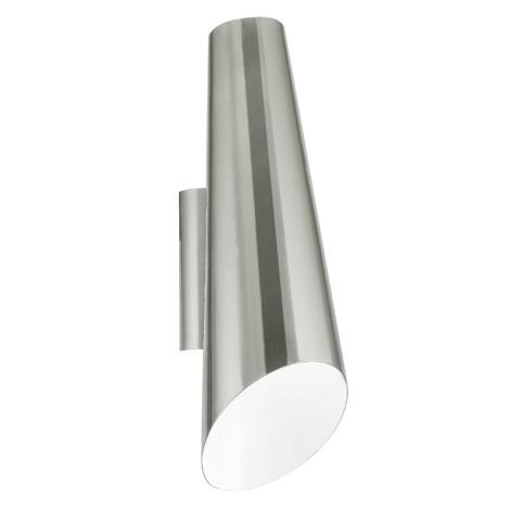 EGLO 90171 - vonkajšie nástenné svietidlo LEEDS 2xG9/9W
