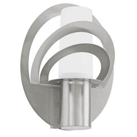 EGLO 90183 - vonkajšie nástenné svietidlo AVELLINO 1xE27/60W biela