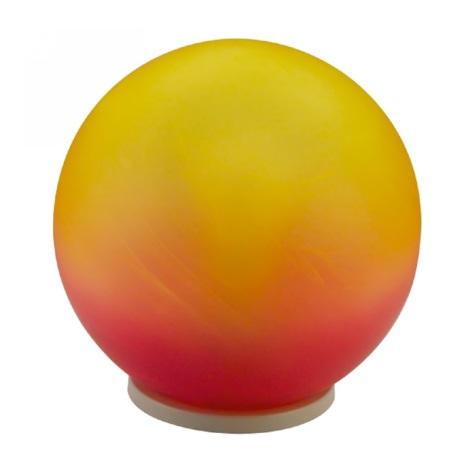 Eglo 90205 - Stolná lampa MILAGRO 1xE27/60W/230V alabastrové sklo