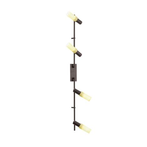 EGLO 90316 - bodové svietidlo TRAPANI 4xE14/9W