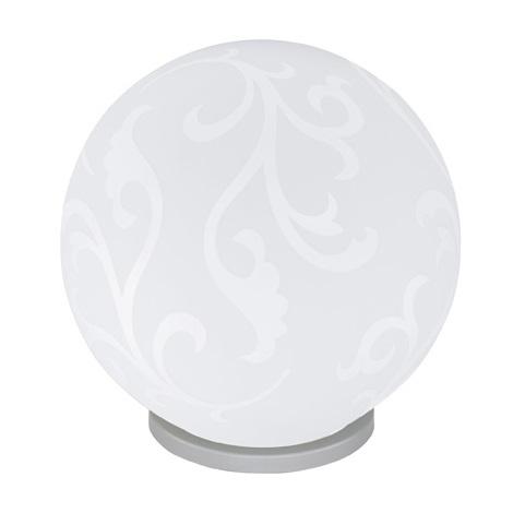 EGLO 90744 - Stolná lampa REBECCA 1xE27/60W