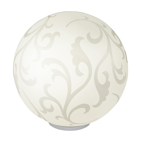EGLO 90746 - Stolná lampa REBECCA 1xE27/60W