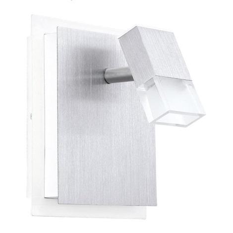 EGLO 90862 - nástenné svietidlo GEMINI 1xLED/4,76W