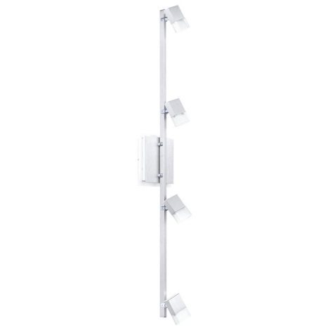EGLO 90865 - stropné nástenné svietidlo GEMINI 4xLED/4,76W
