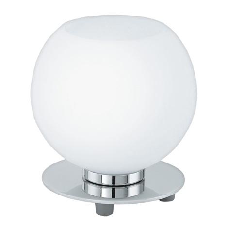 Eglo 90904 - Stolná lampa BUCCINO 1xE14/40W/230V