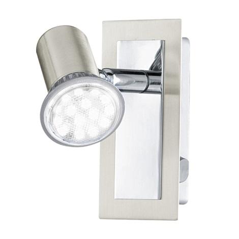 EGLO 90914 - Nástenné stropné svietidlo ROTTELO 1xGU10/LED/3W