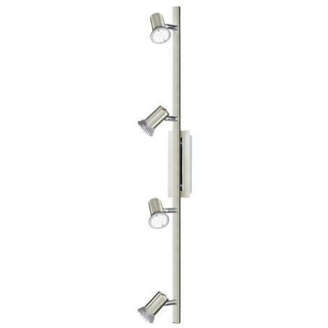 EGLO 90917 - Nástenné stropné svietidlo ROTTELO 4xGU10/LED/3W