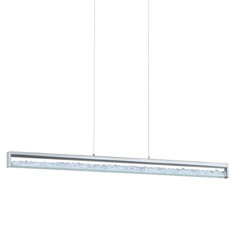 EGLO 90929 - LED luster na lanku CARDITO 6xLED/6W/230V