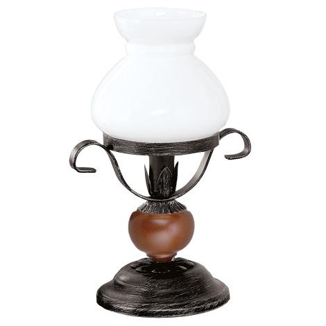 Eglo 91036 - RUSTIC 7 Stolná lampa E14/60W/230V