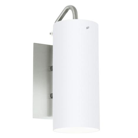 EGLO 91081 - vonkajšie nástenné svietidlo PALMOLI 1xE27/22W biela