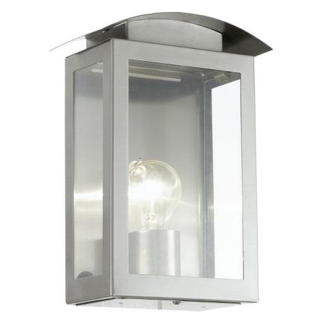 EGLO 91089 - vonkajšie nástenné svietidlo BARANELLO 1xE27/60W