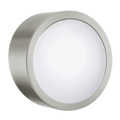 EGLO 91131 - vonkajšie svietidlo ABATE 1xE27/60W biela