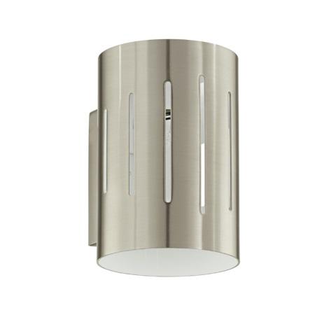 EGLO 91224 - nástenné svietidlo MADRAS 1 1xG9/40W
