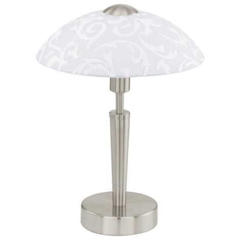 EGLO 91238 - Stolná lampa SOLO 1 1xE14/60W