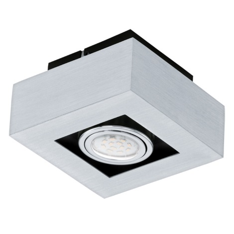 Eglo 91352 - LED stropné svietidlo LOKE 1 1xGU10-LED/5W/230V