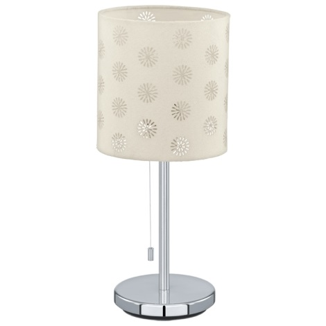 Eglo 91396 - Stolná lampa CHICCO 1 1xE27/60W/230V
