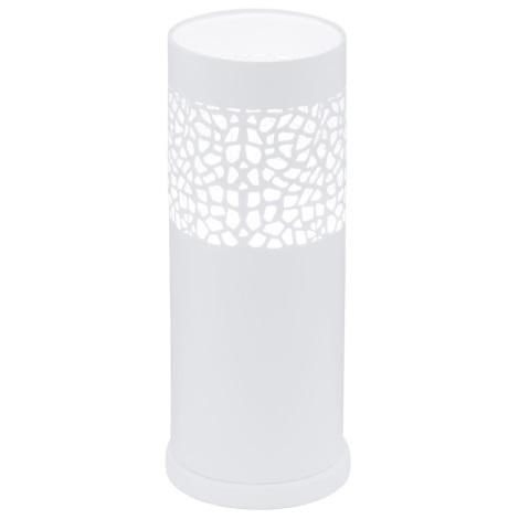 EGLO 91417 - Stolná lampa CARMELIA 1xE27/60W