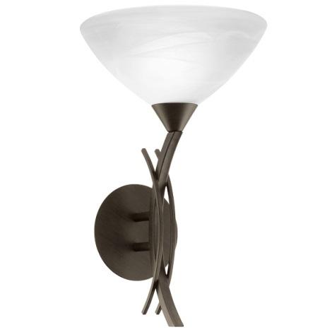 EGLO 91434 - nástenné svietidlo VINOVO 1xE27/60W