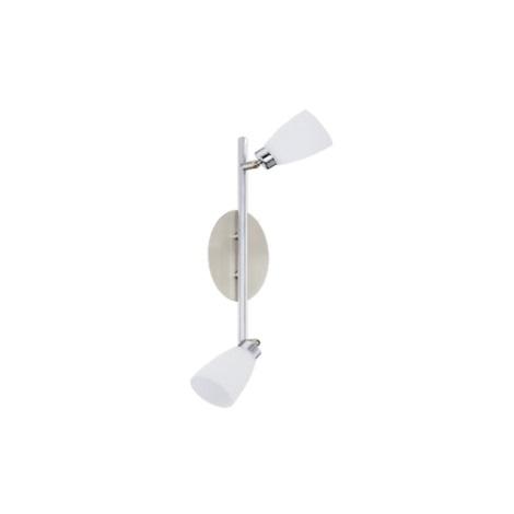 Eglo 91443 - Stropné svietidlo CARIBOU 2xG9/40W/230V