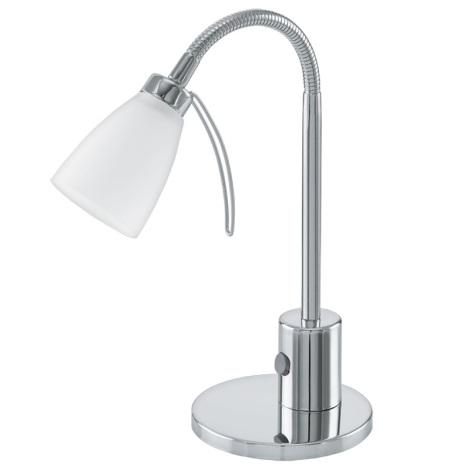 Eglo 91465 - Stolná lampa CARIBA 1 1xG9/33W/230V