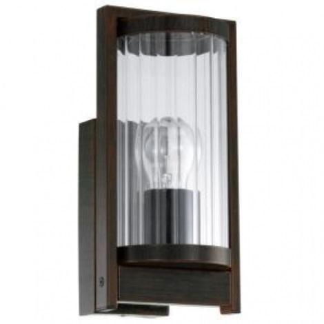 EGLO 91642 - vonkajšie nástenné svietidlo BAGAOS 1xE27/60W