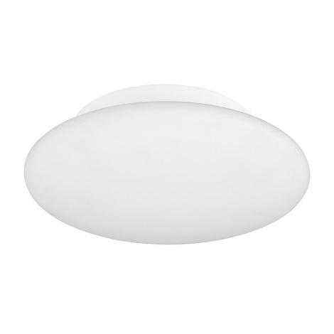 EGLO 91685 - Nástenné stropné svietidlo LED BARI 1 1xLED/18W biele opálové sklo