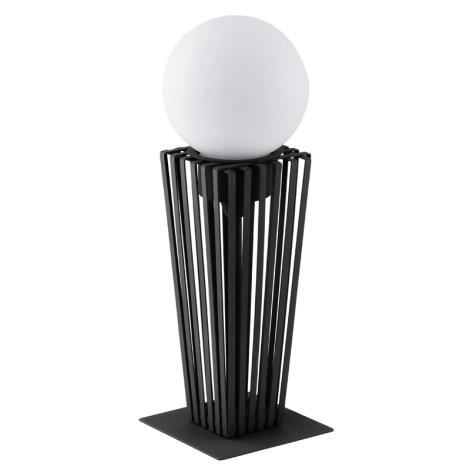Eglo 91702 - Vonkajšia lampa Kale 1xE27/22W/230V opálové sklo
