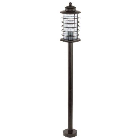 EGLO 91729 - vonkajšia lampa NABILA 1xE27/60W antická hnedá