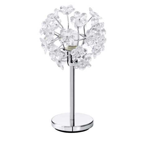 EGLO 91821 - Stolná lampa FENARI 1xE14/60W