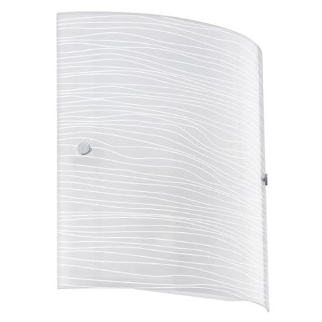 Eglo 91857 - Nástenné svietidlo CAPRICE 1xE27/60W/230V