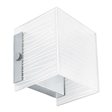 Eglo 91984 - Nástenné svietidlo ALEA 1 1xG9/33W/230V