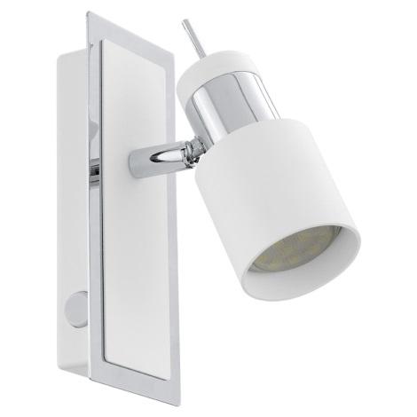 EGLO 92084 - LED Bodové svietidlo DAVIDA 1xGU10/5W LED