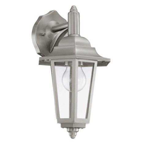 Eglo 92152 - Vonkajšie nástenné svietidlo CERVA 1xE27/22W/230V