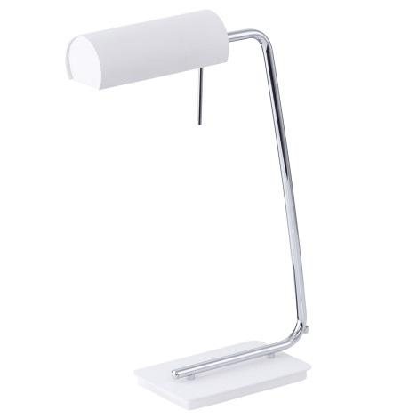 EGLO 92235 - Stolná lampa NERITO 1xG9/33W