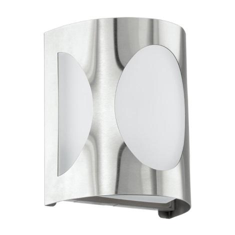EGLO 92329 - Vonkajšie nástenné svietidlo CERNO 1xE27/40W