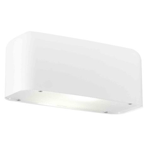 EGLO 92337 - LED Vonkajšie nástenné svietidlo AVESIA 1xGU10/2,5W LED