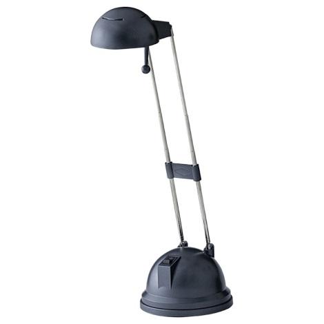 Eglo 9236 - Stolná lampa PITTY 1xG4/20W/230V