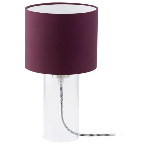 EGLO 92516 - Stolná lampa ALVI 1xE27/60W