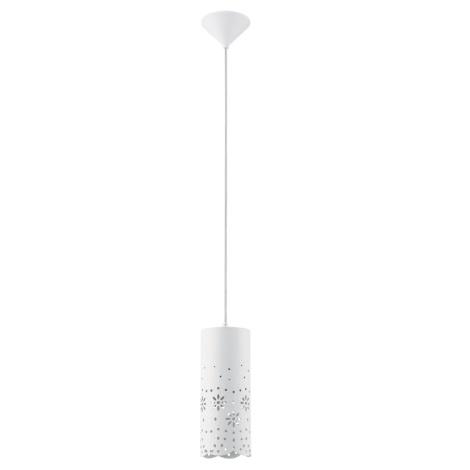 Eglo 92554 - Závesné svietidlo BAIDA E27/60W/230V