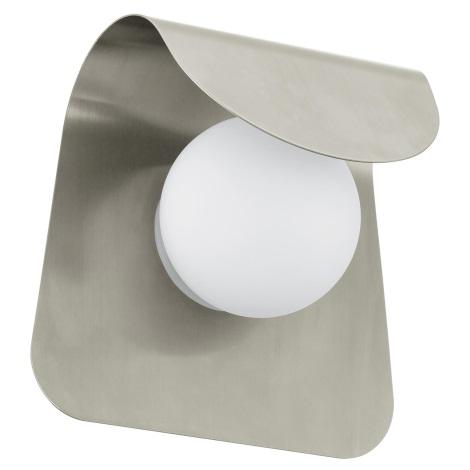 EGLO 92582 - Vonkajšie nástenné svietidlo NAGO 1 1xG9/33W