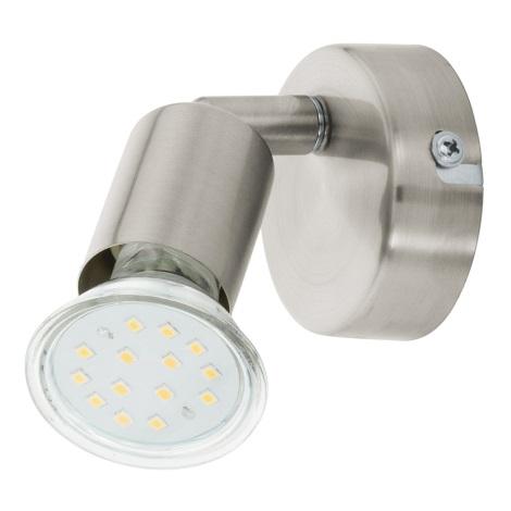 Eglo 92595 - LED bodové svietidlo BUZZ-LED 1xGU10/2,5/230V