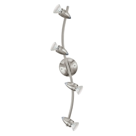 Eglo 92644 - LED bodové svietidlo MAGNUM 4xGU10-LED/3W/230V