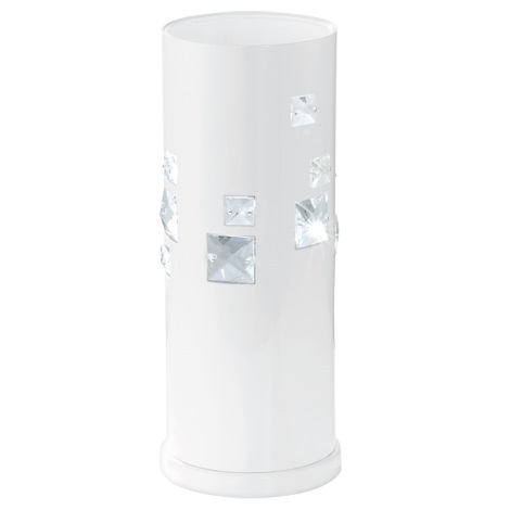 Eglo 92661 - Stolná lampa PIGARO 1xE27 / 60W / 230V