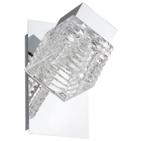 Eglo 92662 - LED svetlo QUARTO 1xLED/4,5W/230V