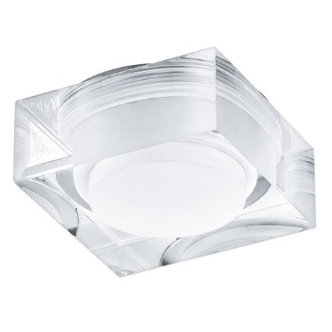 Eglo 92681 - LED podhľadové svietidlo TORTOLI 1xGU10-LED/5W/230V