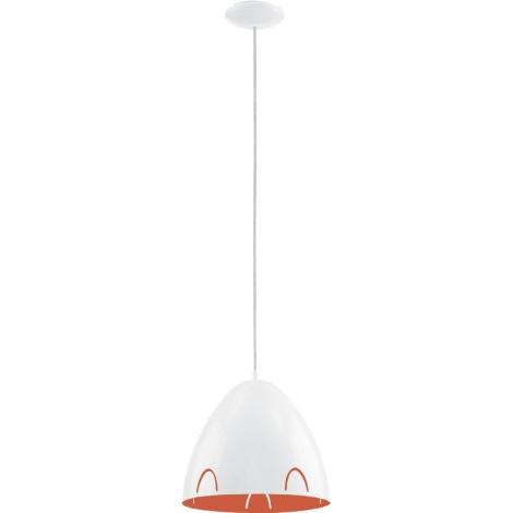 EGLO 92731 - Závesné svietidlo FRASSI 1xE27/60W
