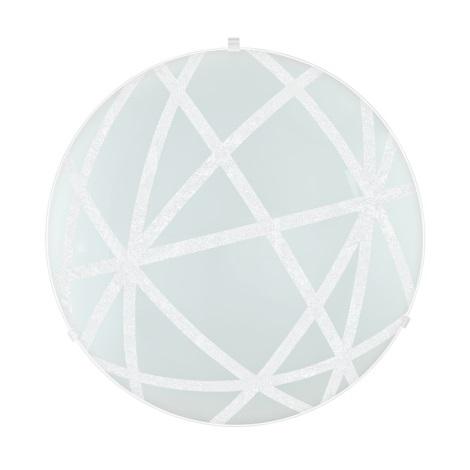 Eglo 92751 - Stropné svietidlo SABBIO 1xE27/60W/230V