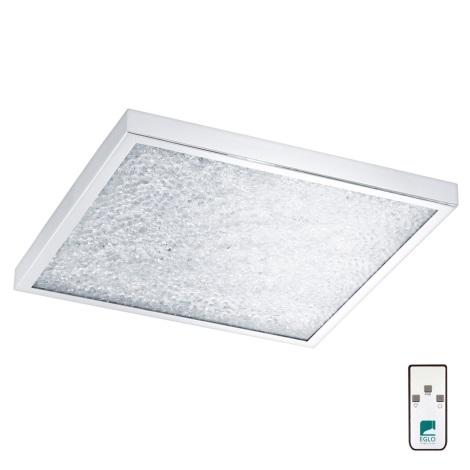Eglo 92782 - LED stropné svietidlo Cardito LED/32W/230V + 4xLED/3W/230V
