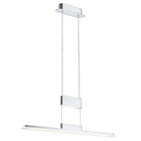Eglo 92795 - LED závesné svietidlo ARMEDO 1xLED/24W + 2xLED/3W/230V
